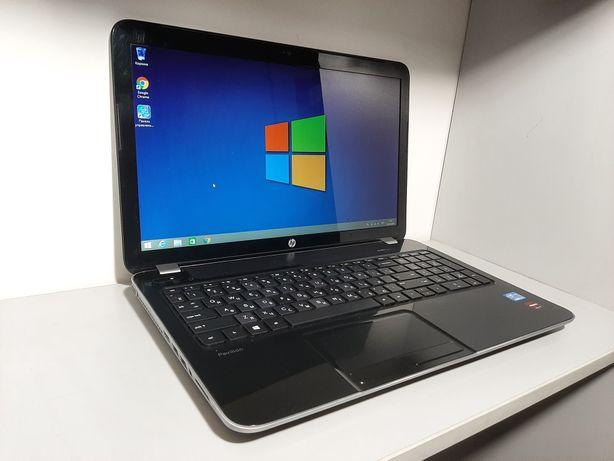 """ноутбук HP Pavilion 15 15.6"""" i3-3110M 2.4ГГц 4Гб 320Гб HD 8670M 2Гб"""