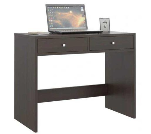Zestaw mebli: biurko, półka ścienna