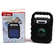 Продаю портативную колонку-чемодан с Bluetooth ,модель YF-668 BT