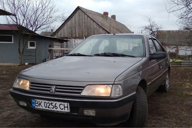Продам авто Peugeot 405 1988 (пежо 405 1988).