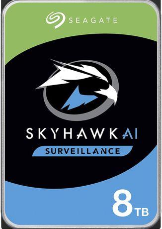 Seagate skyhawk  8tb ai жесткий диск, сиагейт