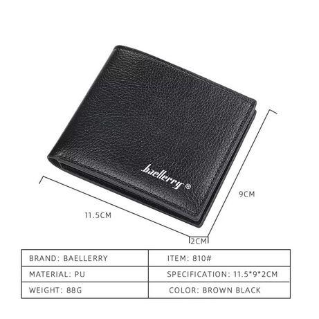 Мужской бумажник кошелек портмоне