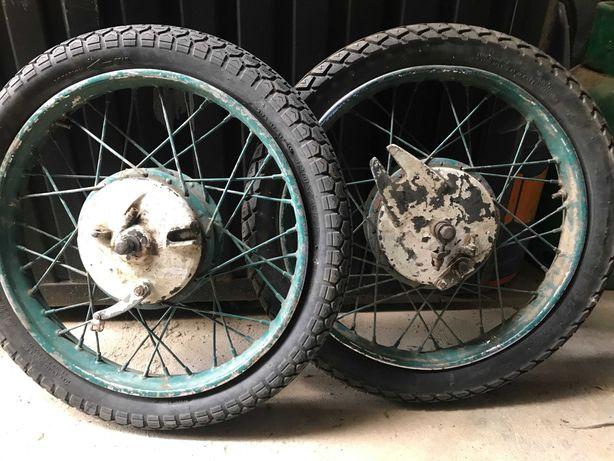 rodas xf 17 usadas