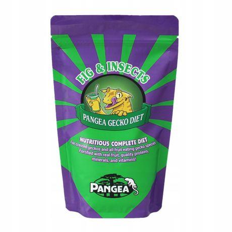 Pangea - 4 smaki, najlepsza cena w Polsce, dla gekon orzęsiony