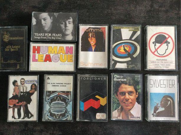 Cassetes Audio