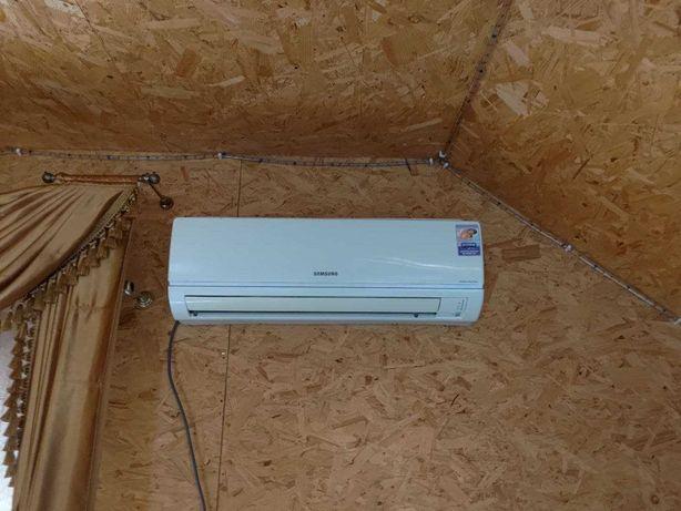 Aq18nen кондиционер 18  до 60 м2 обогрев и охлаждение