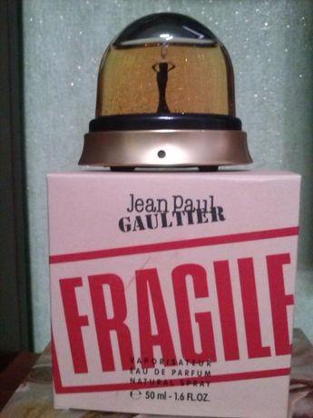 Fragile Jean Paul Gaultier parfume оригинал Жан Поль Готье Фражиль