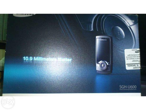 Telemóvel Samsung SGH-U600