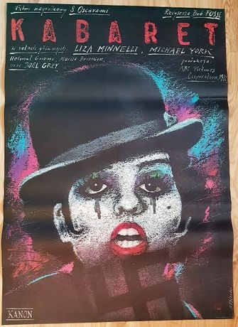 Zamienię, sprzedam stare plakaty filmowe / plakaty kinowe plakaty PRL