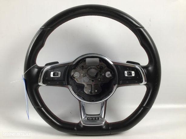 VW: 5G0419091HJ Volante VW GOLF VII (5G1, BQ1, BE1, BE2) 2.0 GTI