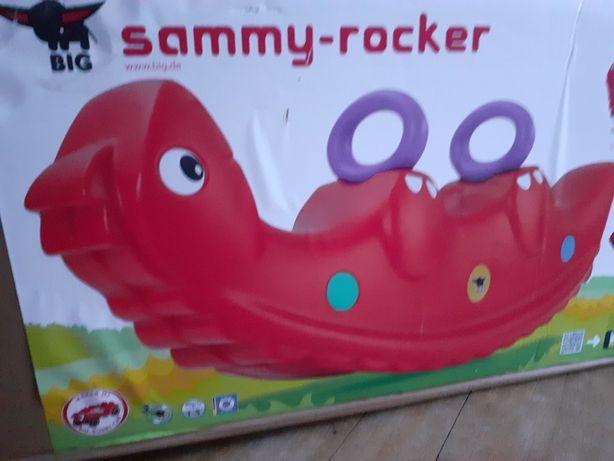 Big huśtawka Sammy Rocker ogród dom przedszkole...