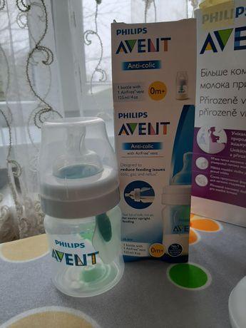 Бутылочка для кормления AVENT (Авент) SCF 810/14 Anti-Colic с клапаном