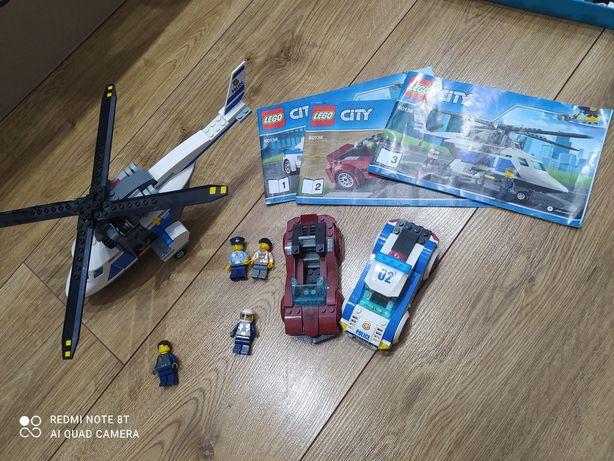 Lego 60138 stan bardzo dobry