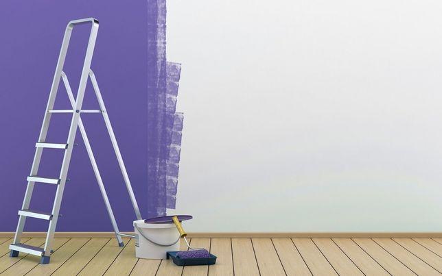 Malowanie, gładzie, tynki