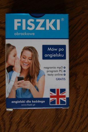 Fiszki do nauki angielskiego.