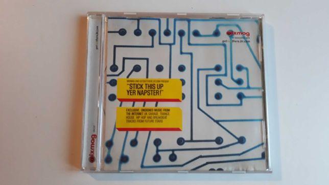 """Vários - """" Stick this up napster """" - CD - portes incluidos"""