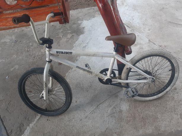 BMX привезений з закордону у нормальному стані повністю находу