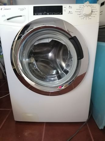 Máquina de lavar roupa Candy 8kg