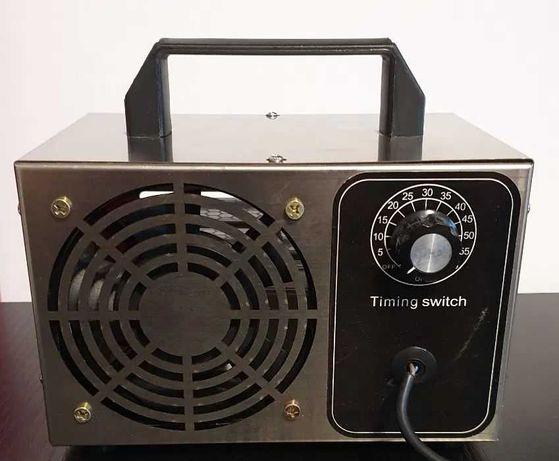 Ozonator antybakteryjny przenośny 10G mocny NOWY gwarancja 12m