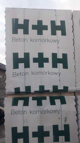 Beton komórkowy 24x24x59 P+W
