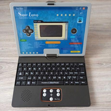 Super laptop edukacyjny dla dzieci