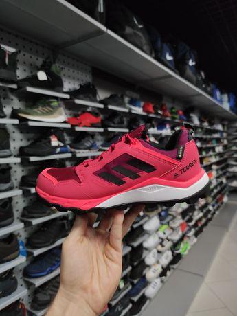 Оригинальные кроссовки Adidas Terrex Agravic Gore-tex FV2490 ОсеньЗима