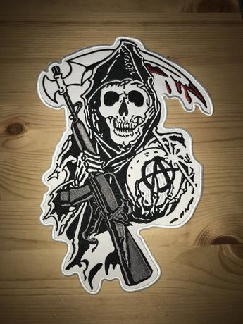 Samcro sons of anarchy patch