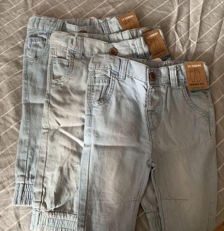 Штанишки джинсы детские LC WAIKIKI новые с бирками
