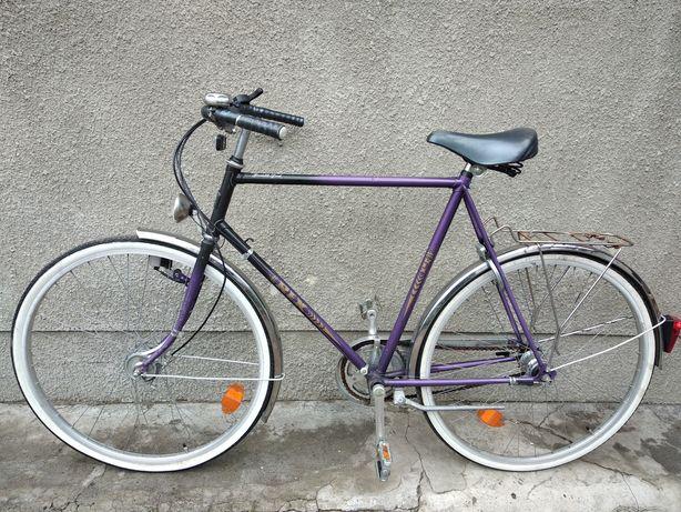 Велосипед из Германии Rex. Планетарка Torpedo 5