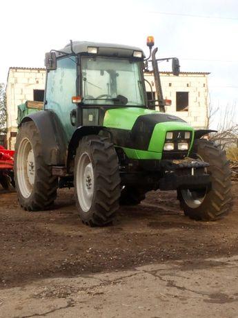 Рассрочка.Трактор Deutz-Fahr Agrofarm G115 состояние НОВОГО,+ Б.Д. НО