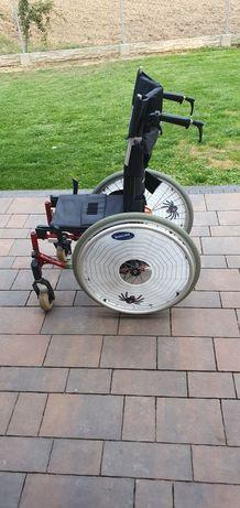 Wózek inwalidzki junior action 3 invacare