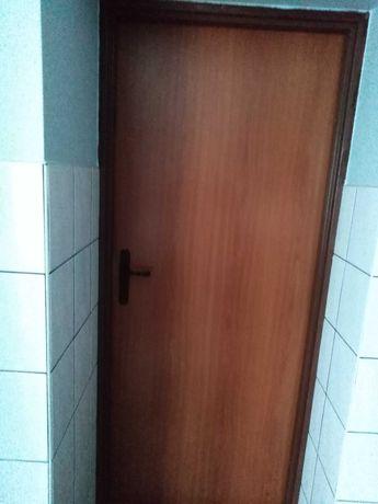 Drzwi gładkie lewe