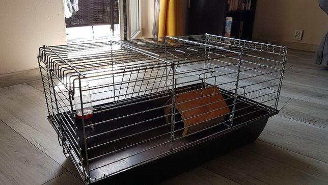 Klatka dla świnki morskiej lub królika