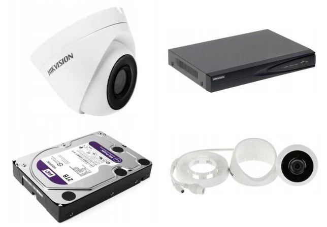 2Мп IP комплект системи відеонагляду