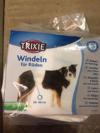 Памперсы повязки для собак