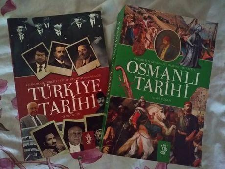 Книги з історії Туреччини на турецькій мові