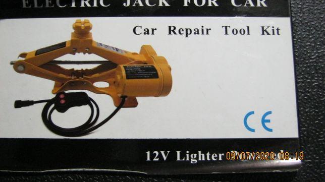 Продам электродомкрат для авто