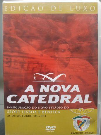 DVD inauguração do Estádio da Luz