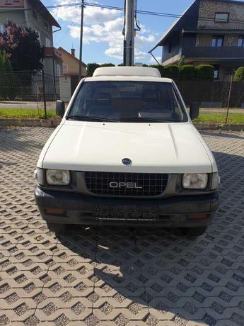 Opel CAMPO rok. pr. 1996 (Isuzu, Navara, I200, Hilux)