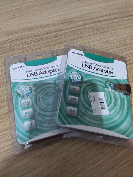 USB Wireless novo