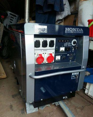 Продам дизельный геннратор 12 кВт