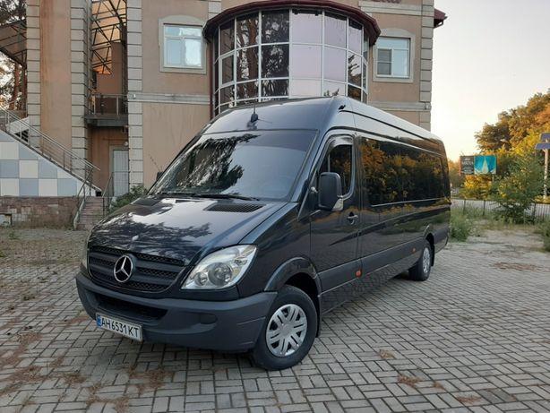 Mercedes Sprinter 316 Extra Long 2011
