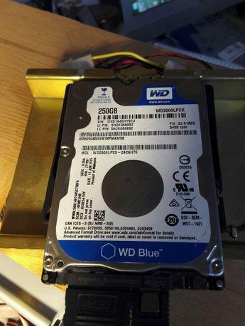 """Жесткий диск HDD 250 Гб для ноутбука 2,5"""""""