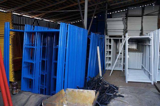 Комплект строительных лесов 96 м2