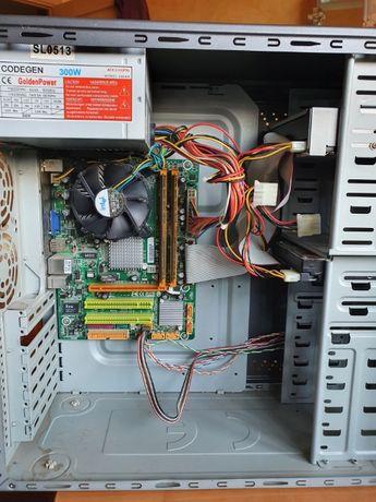 Продам системный блок 1 ядро /1 gb озу / 60 gb hdd / Win7