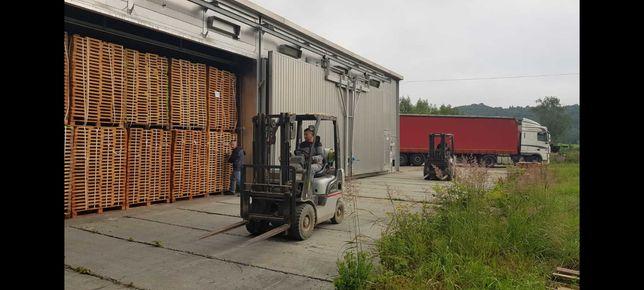 Suszarnia, Usługi suszenia drewna do 300m3