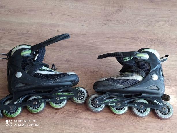 Vende-se patins em linha