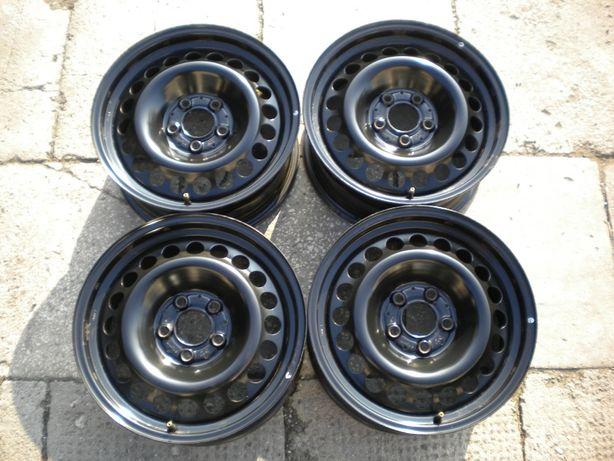 Felgi stalowe 16 5x112 et43 Mercedes C W204 W 204