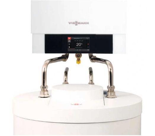 Viessmann  kotły gazowe kondensacyjne, pierwsze uruchomienie, przegląd