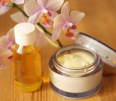 Натуральный крем с эффектом лифтинга Упругая кожа